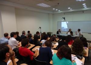 Conferencia Gentrificación o nuevo colonialismo urbano (3-VI-2015) 5