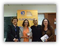 Fotografía de FLACSO Radio.