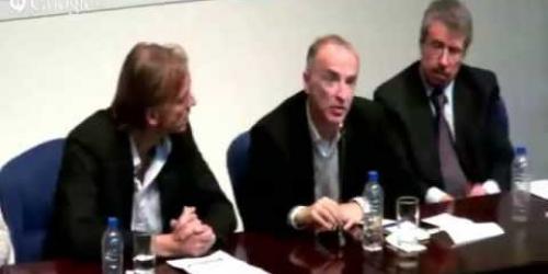 Embedded thumbnail for FORO: Medios públicos, privados y comunitarios hacia la convivencia